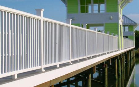 Fiberon Horizon Railing | Plastic Lumber Depot