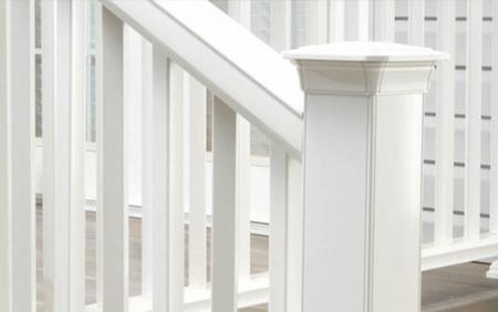 Fiberon Horizon Railing Plastic Lumber - Composite Lumber