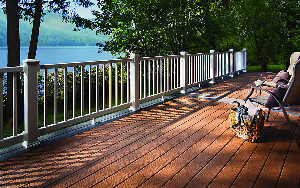 Trex Select Plastic Lumber - Composite Lumber