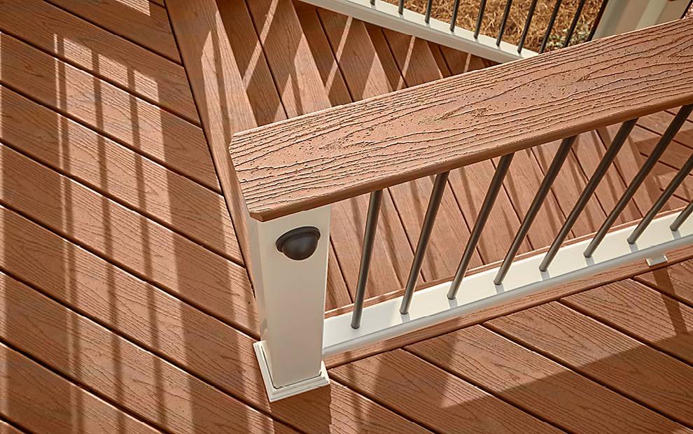 Trex Enhance Plastic Lumber - Composite Lumber